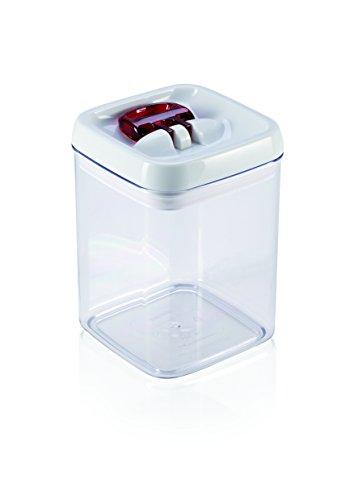 Leifheit 31211 Vorratsbehälter Fresh&Easy 1,6 L eckig