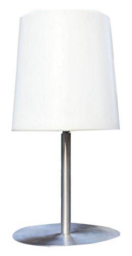 Gacoli Checkmate nº1 Lámpara y cargador, Blanco, 23 x 13 cm ...