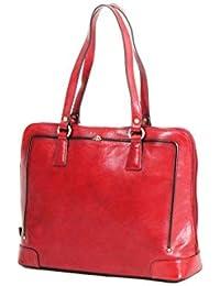 eb80cded48941 Sac Shopping Katana Cuir de Vachette Collet végétal 66807