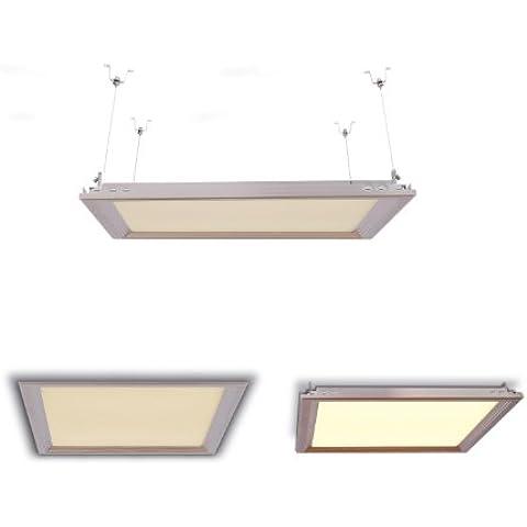 Pannello LED da soffitto - Lampada da incasso - Plafone,