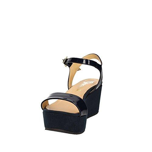 GRACE SHOES 9826 Sandalo tacco Donna Bianco