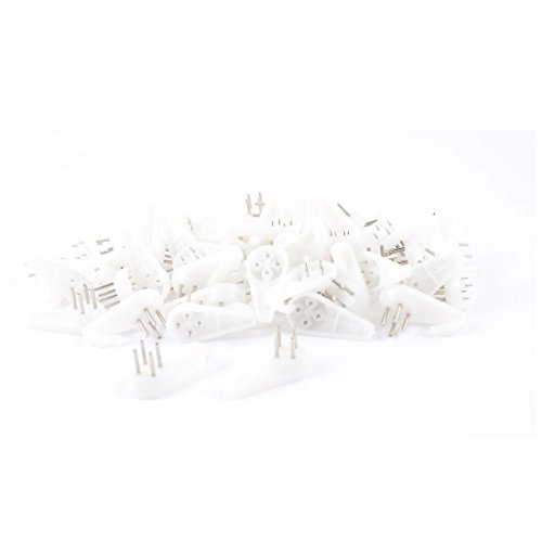 sourcingmapr-plastic-wall-mounted-painting-frame-hanger-seamless-nails-50-pcs-white