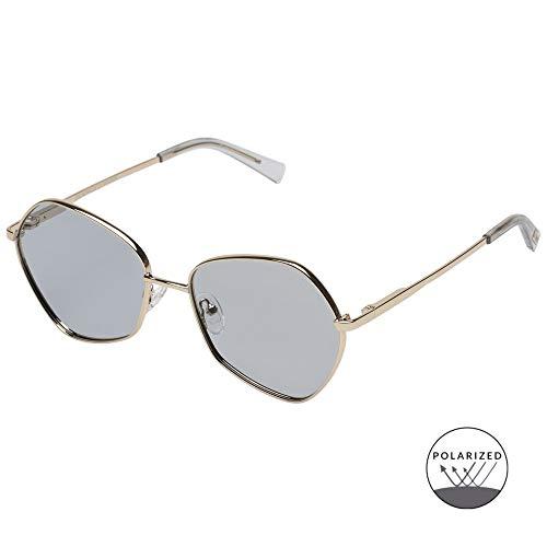 Le Specs Escadrille Gold-coloured Polarisierte Sonnenbrille LSP1902009
