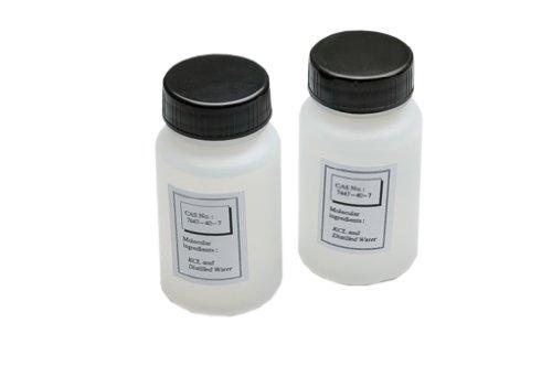 Extech Elektrolytlösung für Modell 407510 Sauerstoffmessgerät und gelösten Sauerstoff, 1 Stück, 780418