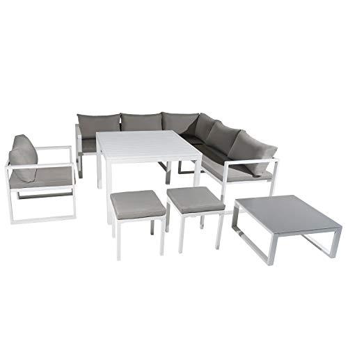 Salon jardin modulable