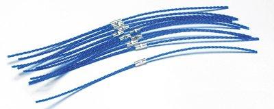 Black + Decker 10 HDL-Fäden 2,4 mm, passend für GL8033, GL9035, A6489
