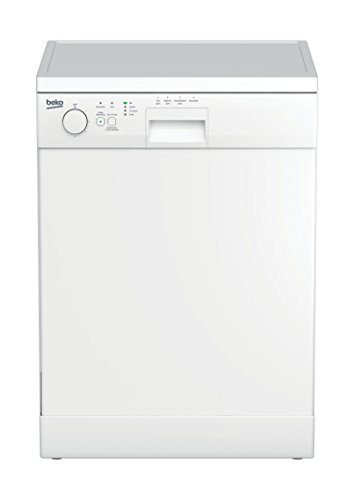 Beko DFL1442 Geschirrspüler Freistehend / A+ / 85 cm / 295 kWh / Jahr / Weiß