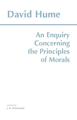 An Enquiry Concerning the Principles of Morals (HPC Philosophical Classics Series)