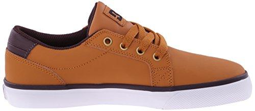DC Shoes Council, Baskets Basses Garçon Wheat/Dark Chocolate