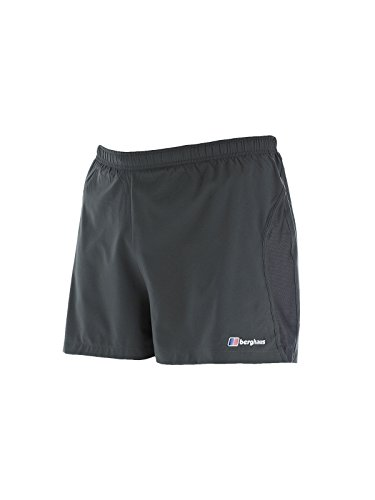 Berghaus Vapour Short - Vapour Short Uomo-Dark Grey Slate Stone-M