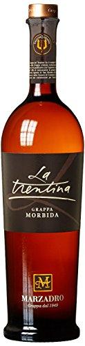 Grappa la Trentina Morbida BARRIQUE 41° Distilleria Marzadro 0.70L ...