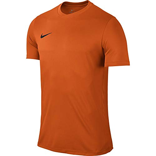 NIKE Herren Kurzarm T-Shirt Trikot Park VI, Orange (Safety Orange/Black/815), XL
