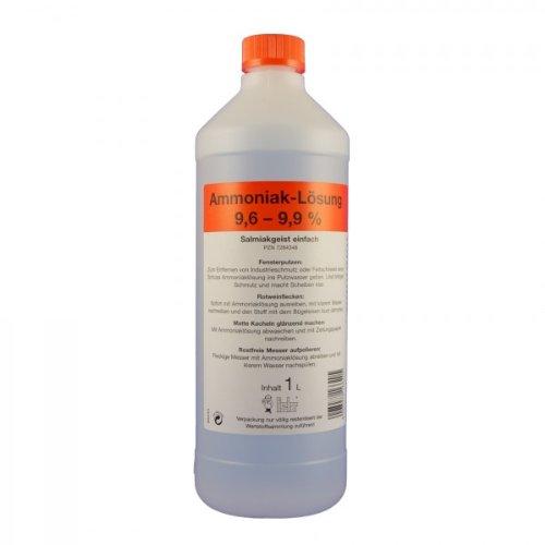 Ammoniaklösung 9,6-9,9 % 1 L -