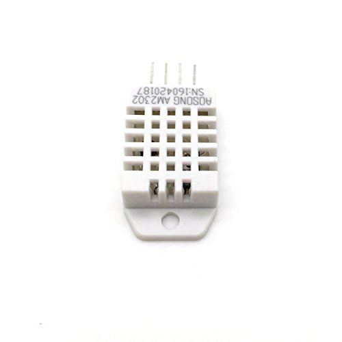AptoFun DHT22 AM2302 Digital Feuchtigkeit Feuchte Temperatur Sensor für Arduino Sht11 Sht15 3239 (Sensoren Feuchtigkeit)