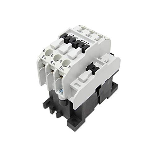 037H002132 Contactor3-pole 230VAC 9A NO x3 DIN, panel CI 9-30÷70°C DANFOSS -