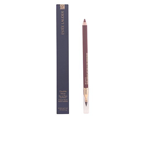 Estee Lauder Double Wear Stay-in-Place Lip Pencil for Women, Spice, 0.04 Ounce by Estee Lauder