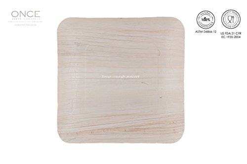 once-tableware-quadro-medium-size-740-x-740-x-085-inches-set-of-25-ecofriendly-disposable-palm-leaf-