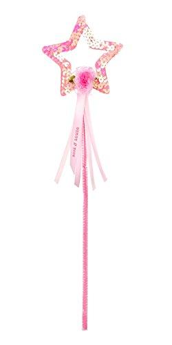 Rose & Romeo - 11036 - Accessoire Pour Déguisement - Baguette - Sady - Rose Claire
