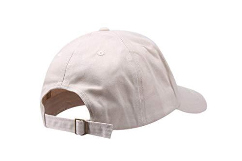 NINGSANJIN Damen Men Unisex Summer Outdoors Tree Visor Baseball Kappe Adjustable Hüte (Niedliche Hip Hop Kostüme Für Kinder)