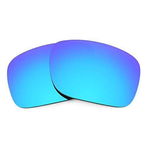 Revant Ersatzlinsen für Oakley Holbrook Polarisierung Elite Eisblau MirrorShield®