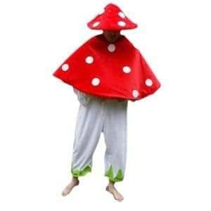 f38 gr l pilz kost m pilze fliegenpilze kost me fliegenpilz fasching karneval spielzeug. Black Bedroom Furniture Sets. Home Design Ideas