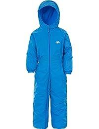 Trespass Kids' Waterproof Drip Drop Outdoor Rain Suit