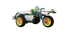 Ubtech JIMU Kit - Sistema de Bloque de construcción Robot Interactivo Inteligente, Color Negro y Naranja
