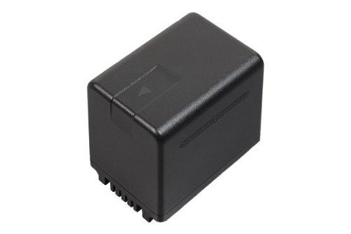 Panasonic VW-VBT380E-K Li-Ion Camcorder Akku (geeignet für VXF999, VX989, W580, V380, V270, WX979, VX878, V777, W570, V270, V160, V180, 3800 mAh)