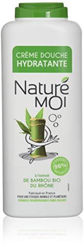 Naturé Moi Crème Douche Hydratante Bambou 400 ml - Lot de 2