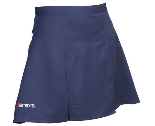 Greys Cotton Röcke Damen Hockey, Marineblau