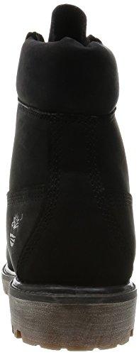TIMBERLAND - 6 Inch Premium Boot CA114V black Schwarz