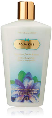 Victoria's secret vs fantasies aqua kiss hand and body crema, donna, 200 ml