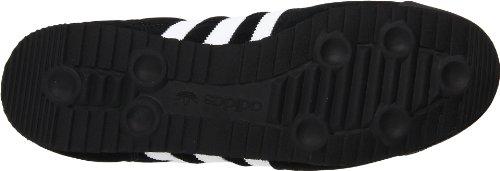 Adidas Originals dragon Fashion Sneaker, nouvelle marine / blanc / or métallique, 7 D Us Black/White/Metallic Gold