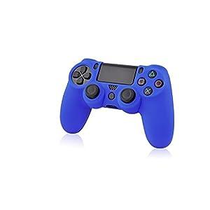 PlayStation 4 Schutzhülle schwarz für Dualshock 4 Controller Skin