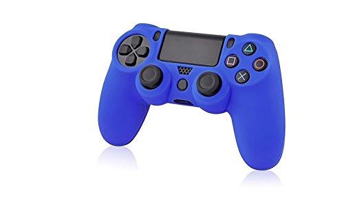 hülle blau für Dualshock 4 Controller Skin ()