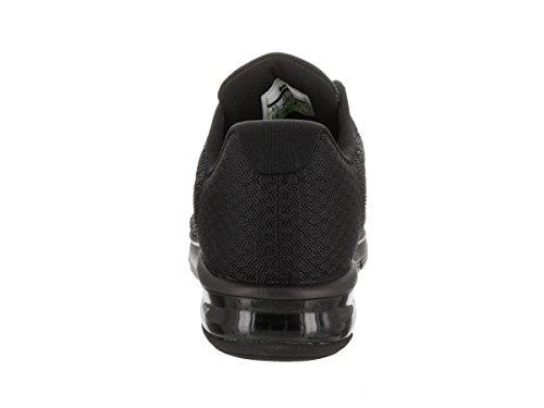 Nike Herren Air Max Sequent 2 Laufschuhe Grau (Noir/grisfoncé/grisloup/hématitemétallique)
