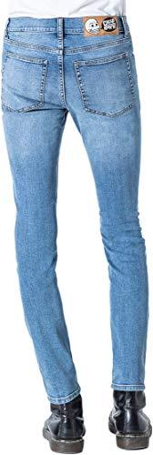 Cheap Monday Jeans Uomo Light Blu
