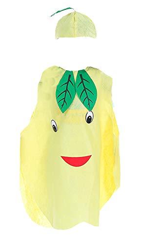 Sydney Kostüm - Black Temptation Kostüm Requisiten DIY Green Fruit Kostüm Kinder Zeigen Kostüme (Sydney)