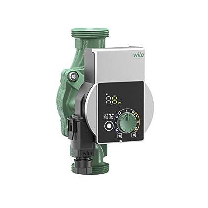 Wilo 4215517 YONOS PICO 25/1-8-(Row) Glandless Circulator, 240 V, Green