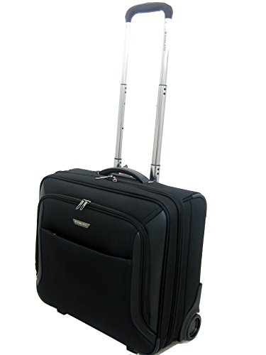 trolley porta pc roncato biz 2.0 nero 412125
