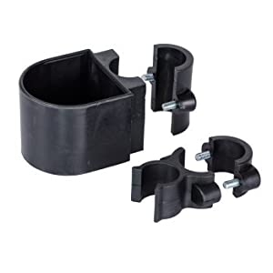 Walking Stick Holder For Wheelchairs Walking Frames And Rollators (fits 15mm to 20mm sticks)