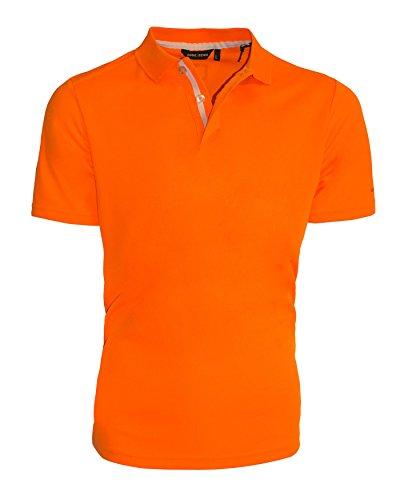 Jib Polo Neon Orange
