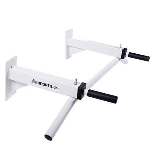 ScSPORTS 10000485 - Barra de Pared para Flexiones