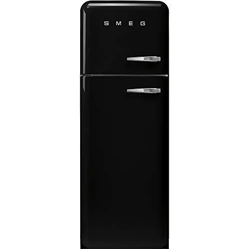Smeg FAB30LBL3 réfrigérateur-congélateur Autonome Noir 294 L A+++ -...