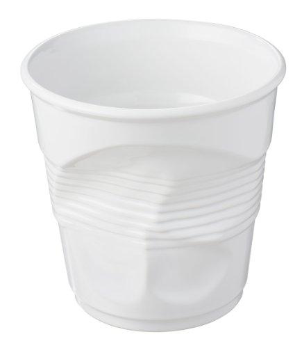 REVOL 642551 Seau à Champagne Porcelaine Blanc 19,5 cm