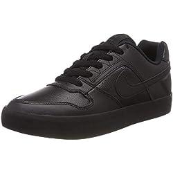 Nike SB Delta Force Vulc, Zapatillas de Skateboard para Hombre, Negro Black/Anthracite 002, 40.5 EU