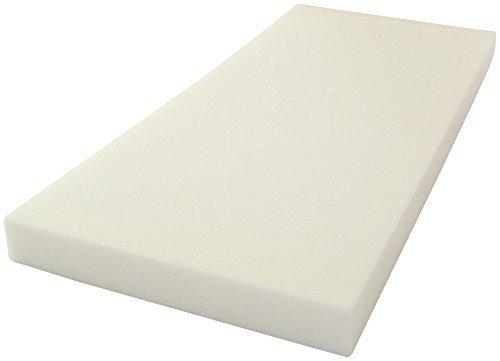 6 Schaumstoff-matratze (1 x Schaumstoff Polster Schaumstoffpolster Schaumstoffplatte Schaum Matratze 120 x 60 x 6 cm)