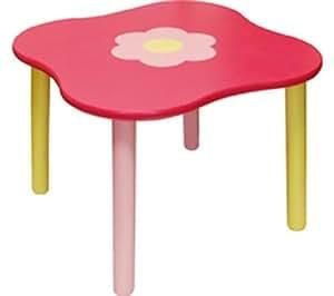 Diabolo Kids - Table en bois Zoé