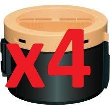 4-x-high-quality-compatible-black-toner-for-epson-workforce-al-mx200dnf-mx20dwf-m200dn-m200dw-replac