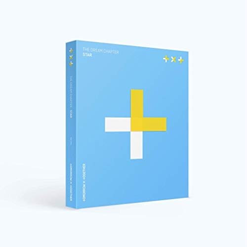 Preisvergleich Produktbild Tomorrow_X_Together (TXT) The Dream Chapter : Star - Pack of CD,  Photobook,  Photocard,  Sticker Pack,  Folded Poster with Pre Order Benefit,  Extra Decorative Sticker Set,  Photocard Set